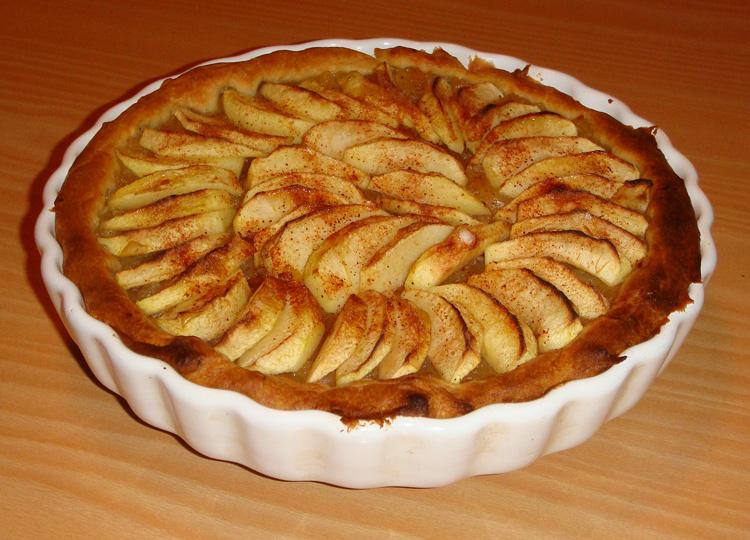 Tarte aux pommes centerblog - Dessin de tarte aux pommes ...